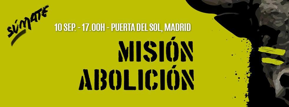 Historische Kundgebung im Zeichen des Tierschutzes in Madrid